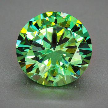 Demantoid mit 3.4 mm