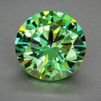 Demantoid mit 3.0 mm