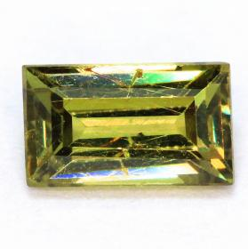 Demantoid mit 0.46 Ct