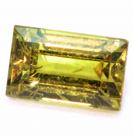 Demantoid mit 0.48 Ct