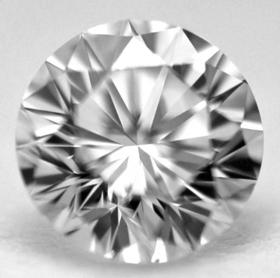 Brillant 2.1 mm, 0.035 Ct, Weiss, VS